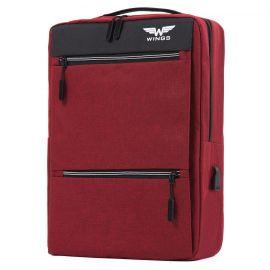 """Rucsac Laptop 15"""" Wings BP30 Rosu"""